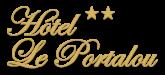 Hôtel Restaurant Le Portalou Logo